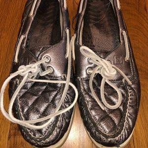 Silver Sperrys